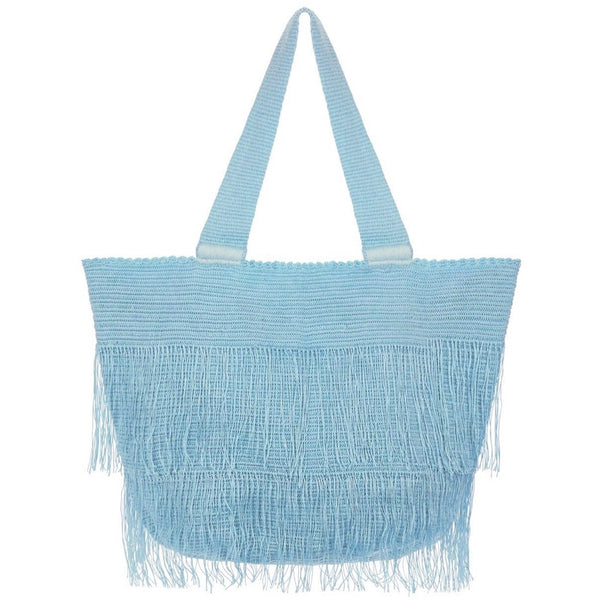 Carnival Fringed Jonas Tote - Online Exclusive