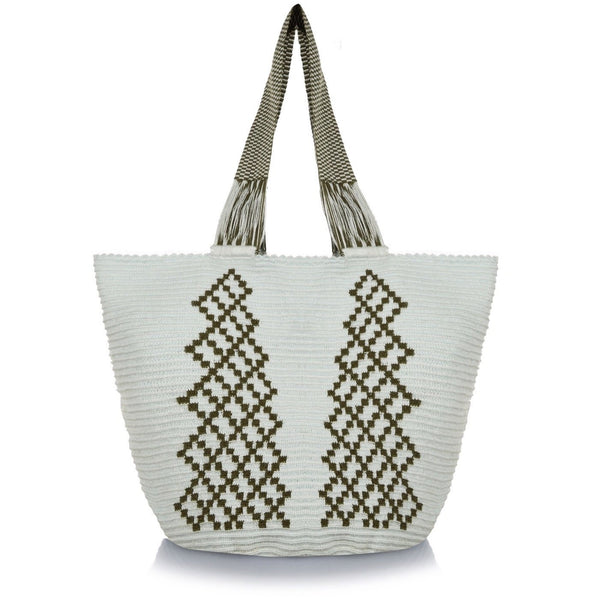 Ice & Olive Grace - Exclusive - Sophie Anderson - Luxury Designer Bags - Artisan Women's Bags