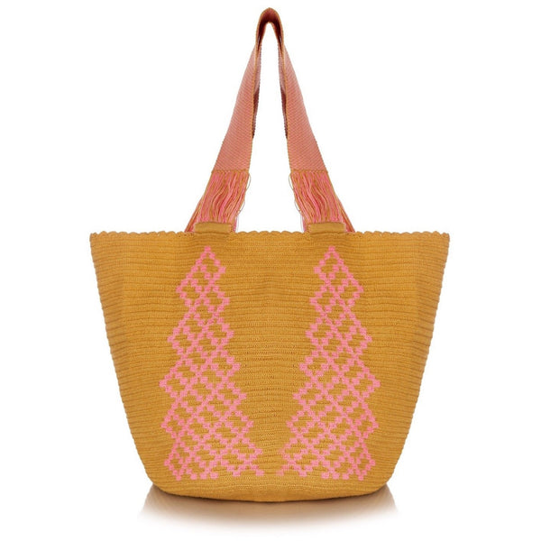 Grace Woven Tote - Sophie Anderson - Luxury Designer Bags - Artisan Women's Bags