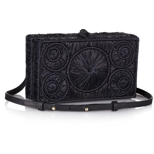 Mia clutch / cross-body bag - Sophie Anderson - Luxury Designer Bags - Artisan Women's Bags
