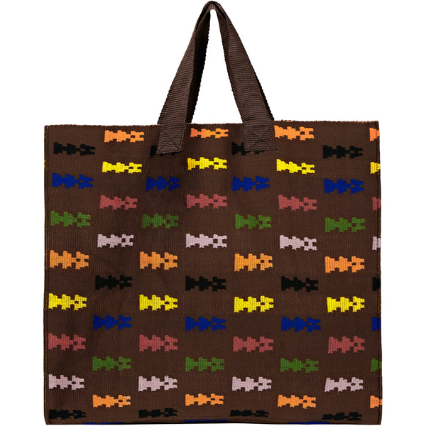 Hand Loomed Mercato Bag - Online Exclusive - Sophie Anderson - Luxury Designer Bags - Artisan Women's Bags