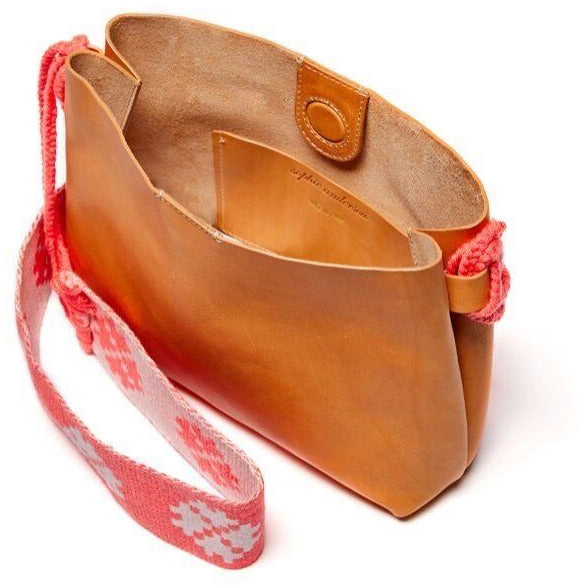 Drew Hobo Cross Body - Sophie Anderson - Luxury Designer Bags - Artisan Women's Bags