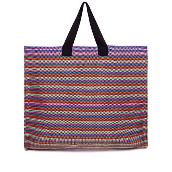 Hand Loomed Mercato Bag - Sophie Anderson