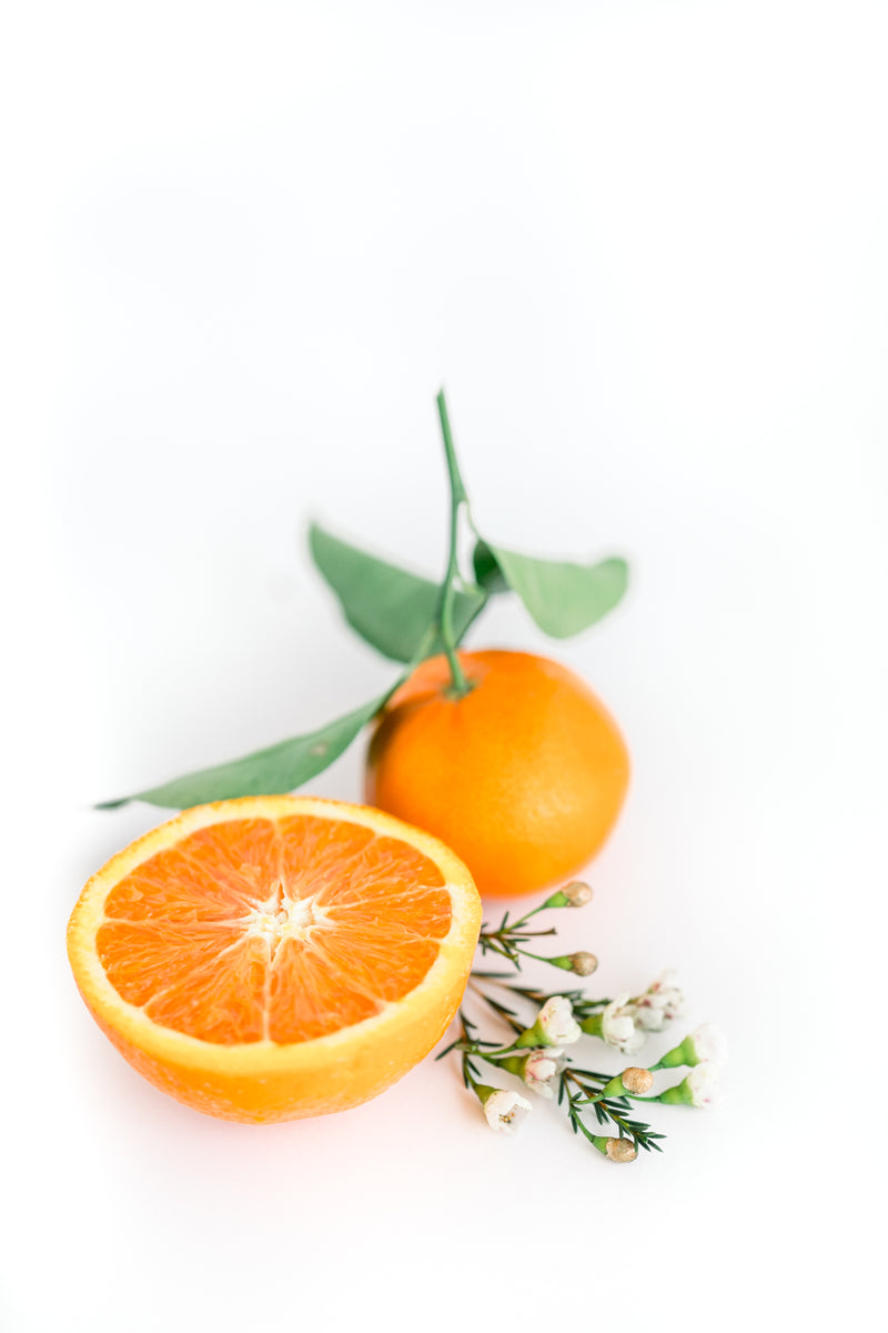 The Science Behind Sweet: Orange Essential Oil