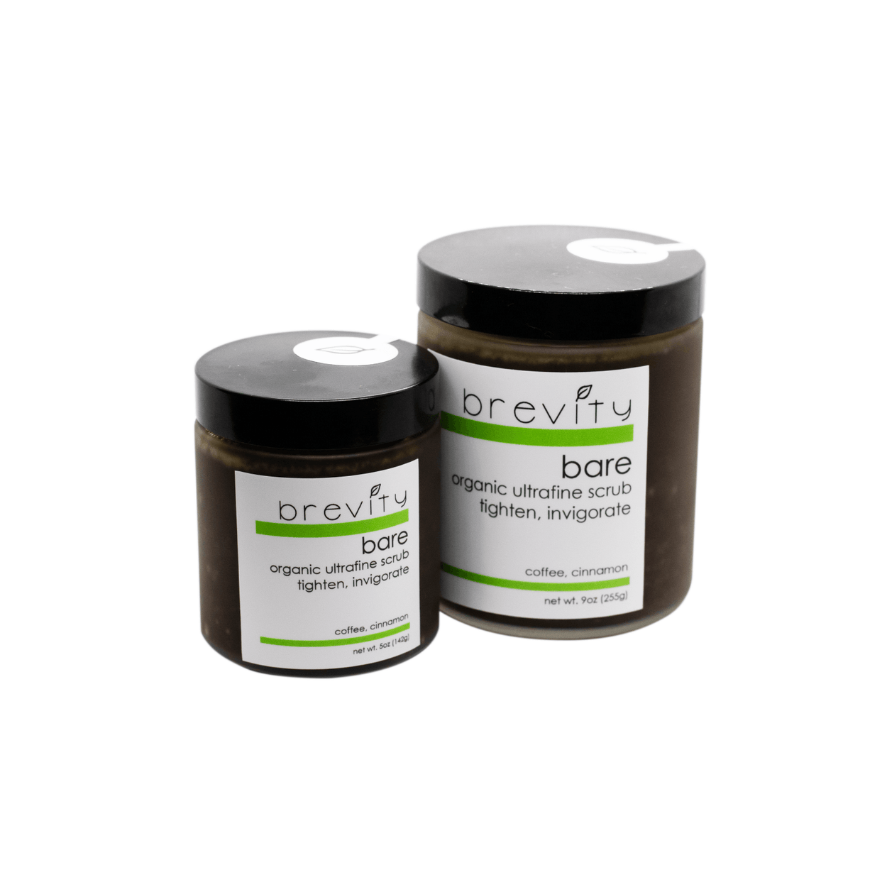 bare | organic ultrafine scrub - tighten and invigorate