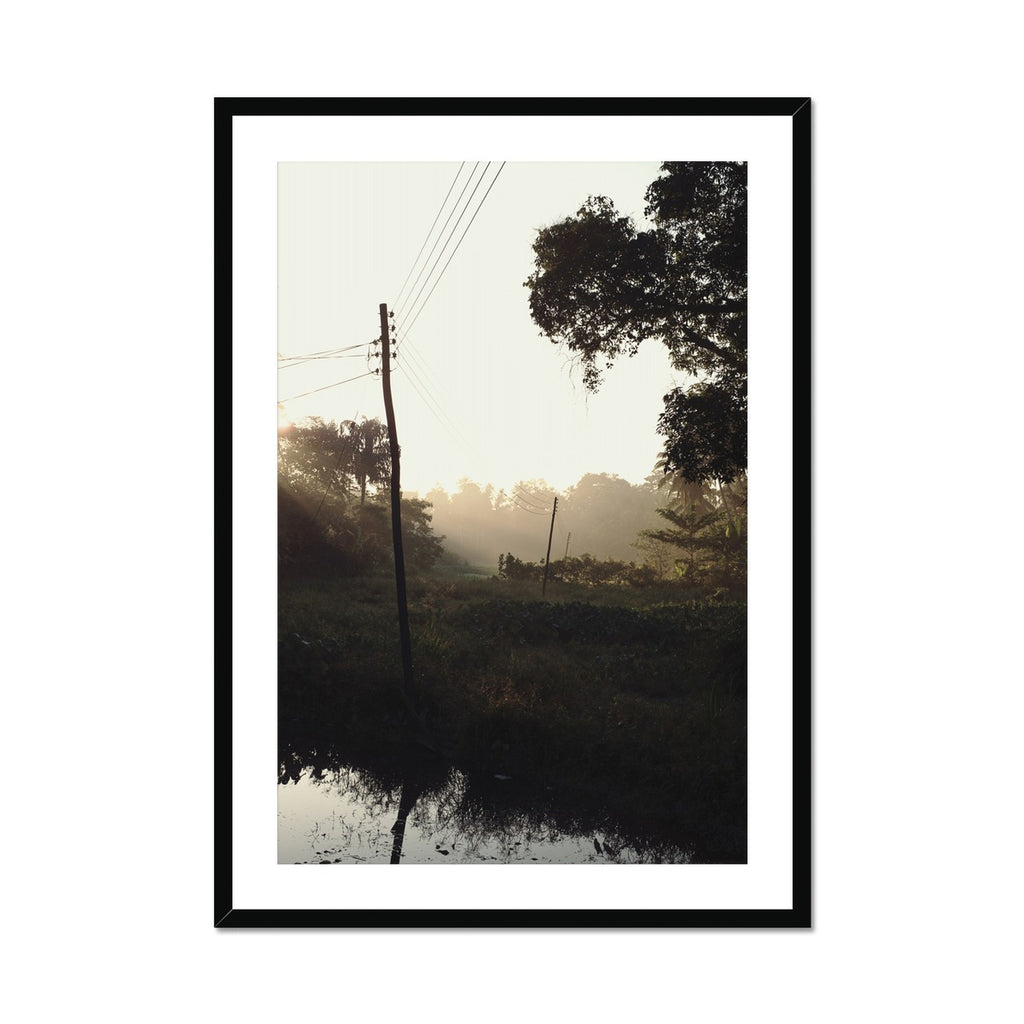 ELECTRIC MORNING - Print to Wall