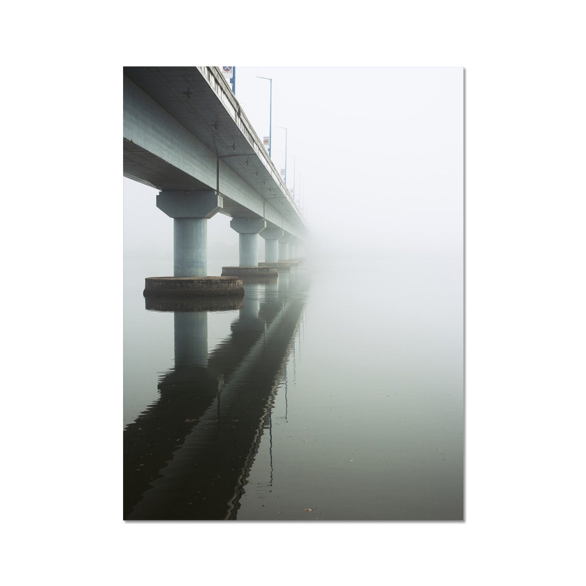 ENDLESS BRIDGE - Print to Wall