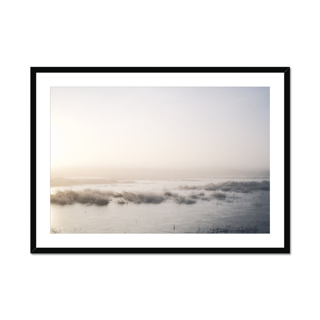 COLD MORNING-Print to Wall