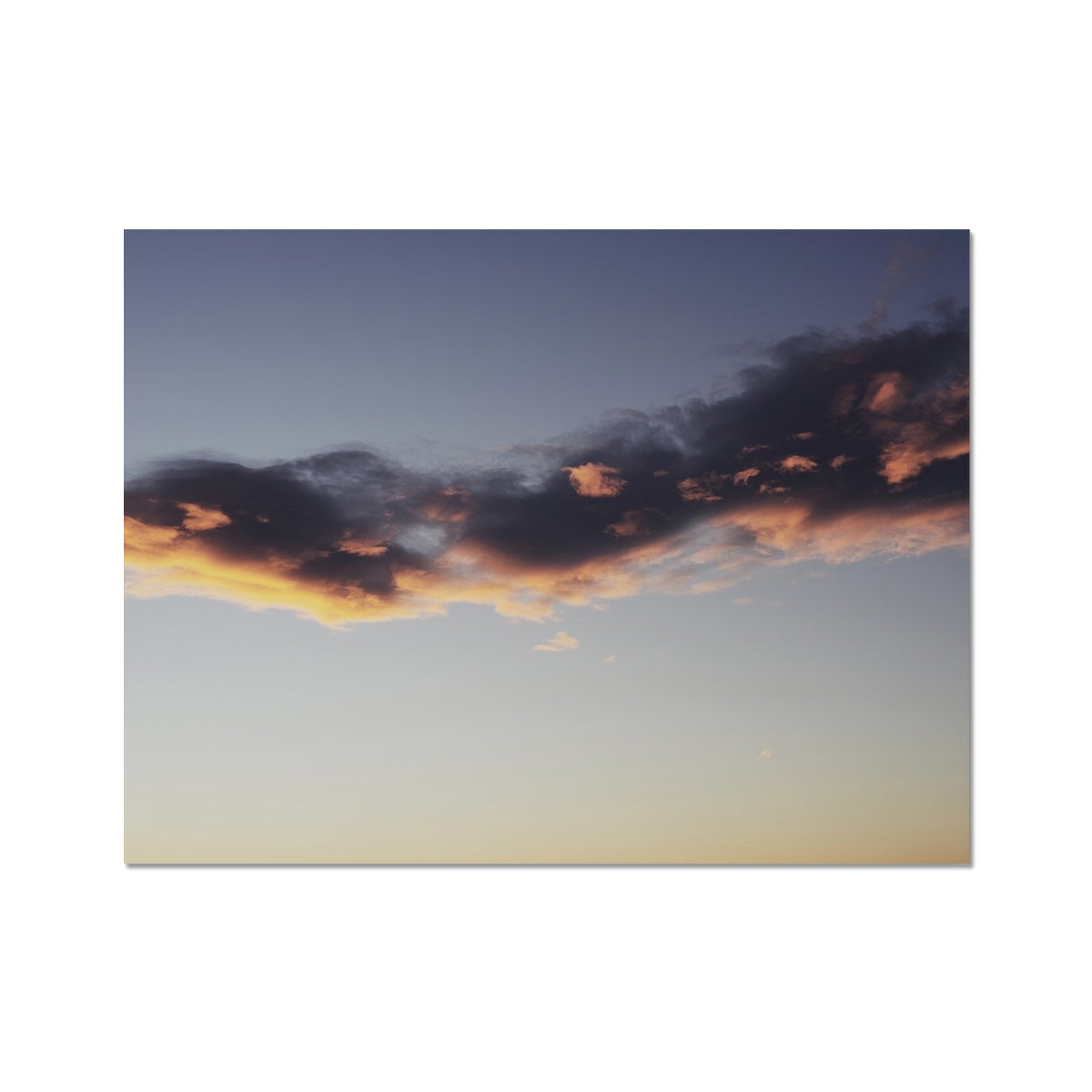 CLOUDS - Print to Wall