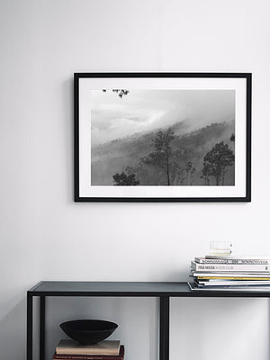HANGING CLOUDS-Print to Wall