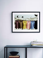 LAUNDRY-Print to Wall