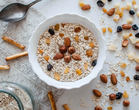 It's National Oatmeal Month