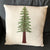 Redwood Tree Pillow