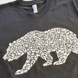 SALE-Grizzly Bear T Shirt for Women - Alice Frost Studio