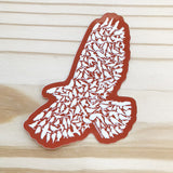 Red-Tailed Hawk Sticker