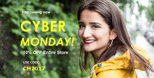 Cyber Monday Is NOW!