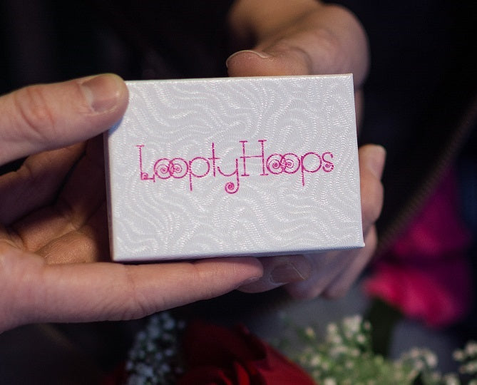 Gift Box & Personalized Note (Free) - LooptyHoops