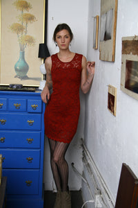 DAME Red Dress
