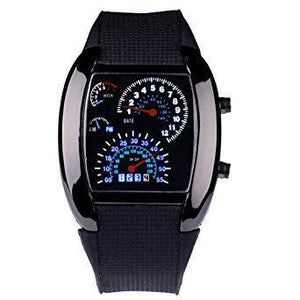 LED Super Speeders Watch Detail Planet