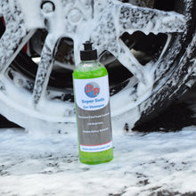 Super Suds Car Shampoo Detail Planet