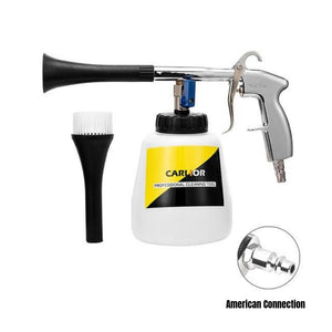 High Pressure Interior Cleaner - Air Compressor Detail Planet