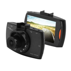Ultra-HD Dash Camera