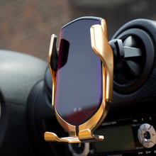 AutoCharge Phone Mount Detail Planet