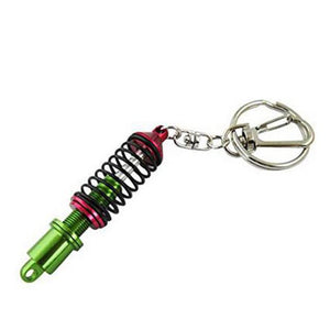 Coilover Suspension Key Chain Detail Planet