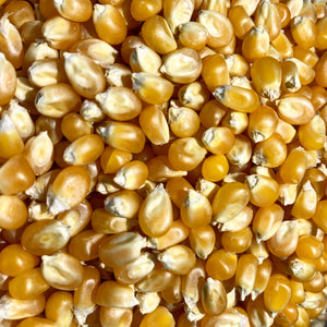Organic Yellow Popcorn - 25 lb. Bag