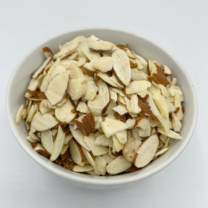Sliced Almonds - 25 lb. Box