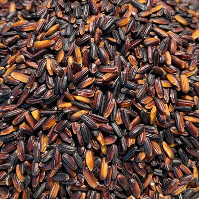 Black Rice - 25 lb. Bag