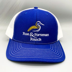 Rue & Forsman Ranch Hat