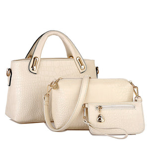 Ladies Messenger luxury Handbags Set