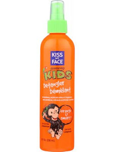 KISS MY FACE: Kids Detangler Creme Orange U Smart, 8 oz