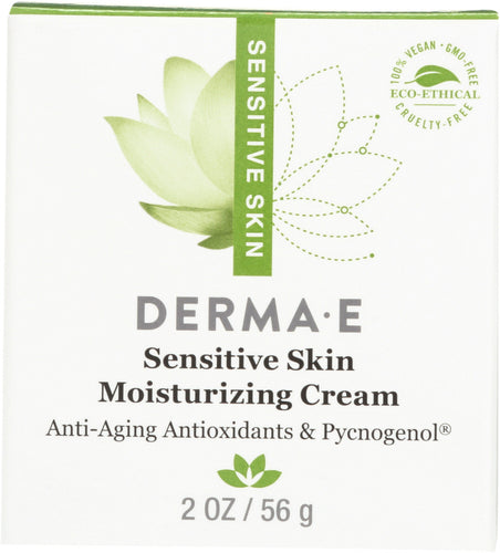 DERMA E: Soothing Moisturizing Creme with Pycnogenol, 2 oz