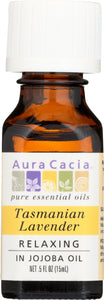 AURA CACIA: Essential Oil Tasmanian Lavender 0.5 oz - One Body Beauty