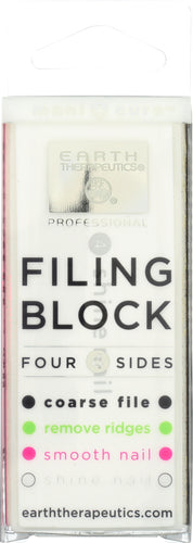 EARTH THERAPEUTICS: Filling Block Four Surface, 1 ea