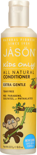 JASON: Conditioner For Kids Only, 8 oz