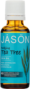 JASON: Skin Oil Purifying Tea Tree, 1 oz