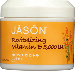 JASON: Revitalizing Vitamin E 5,000 IU, 4 oz