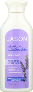 JASON: Shampoo Volumizing Lavender, 16 Oz