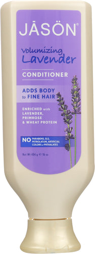 JASON: Volumizing Conditioner Lavender, 16 Oz