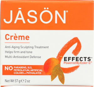 JASON: C-Effects Pure Natural Crème, 2 oz