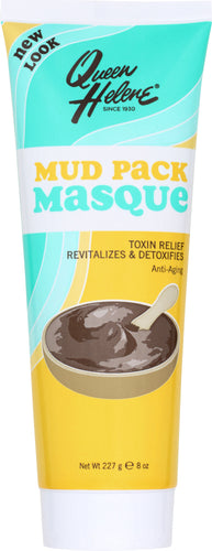 QUEEN HELENE: Face Masque Mud Pack, 8 oz