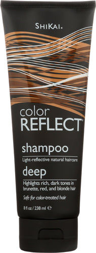 SHIKAI: Color Reflect Deep Shampoo, 8 oz