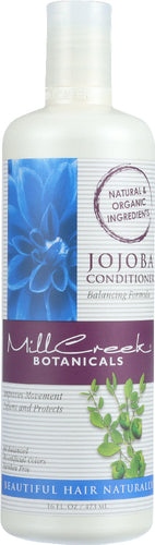 MILL CREEK: Jojoba Conditioner Balancing Formula, 16 oz