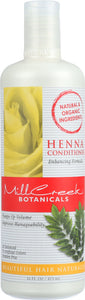 MILL CREEK: Henna Conditioner Enhancing Formula, 16 oz
