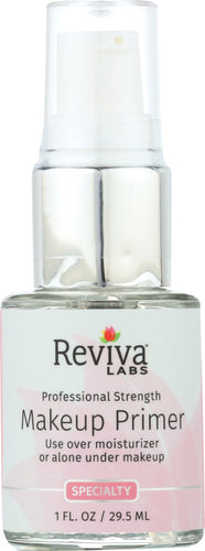 REVIVA: Labs Makeup Primer, 1 oz