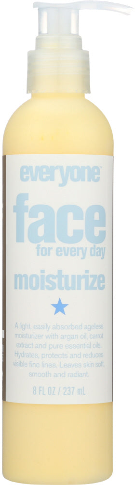 EVERYONE: Face for Every Day Moisturize, 8 oz