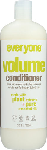 EO PRODUCTS: Everyone Hair Volume Sulfate Free Conditioner, 20.3 oz